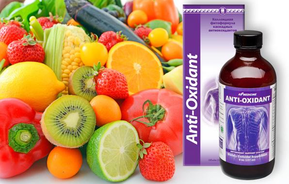 Антиоксидант коллоидный